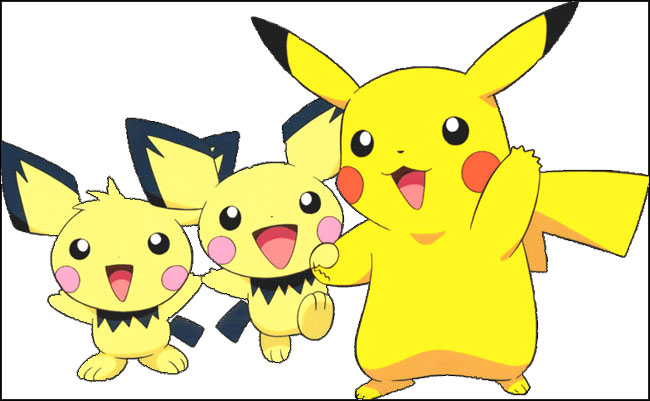 Pikachu Funny Cartoons